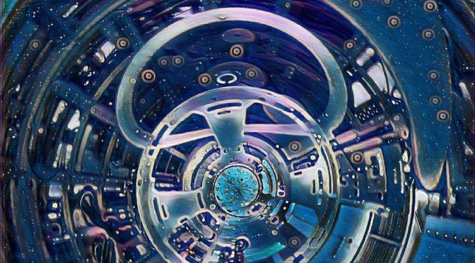 a martin space ship