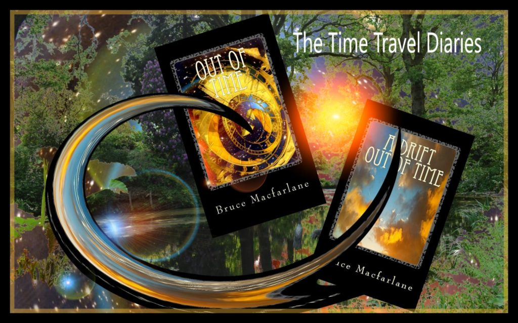 out of time free on kindle
