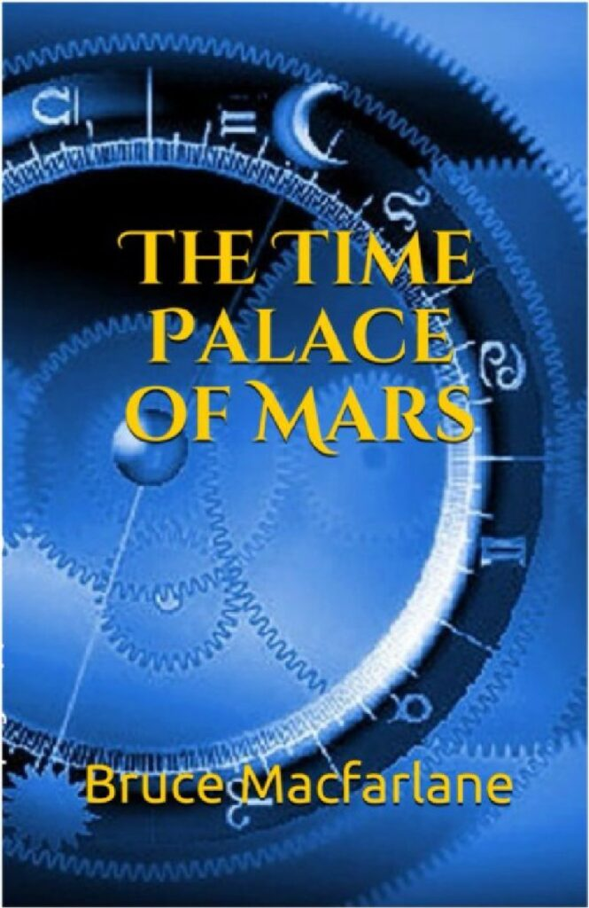 The Time Palace of Mars
